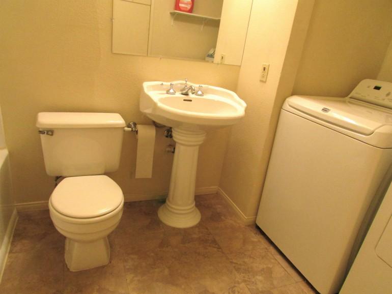 012_011_Bathroom One With WasherDrye
